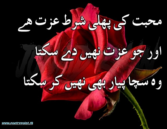 """Sufi urdu poetry"""" mohabat ki pehli sharet izat han"""" // Urdu poetry sms // islamic poetry"""