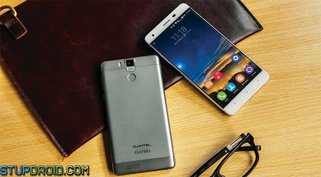 How to Install twrp Recovery and Root Oukitel K6000 Pro