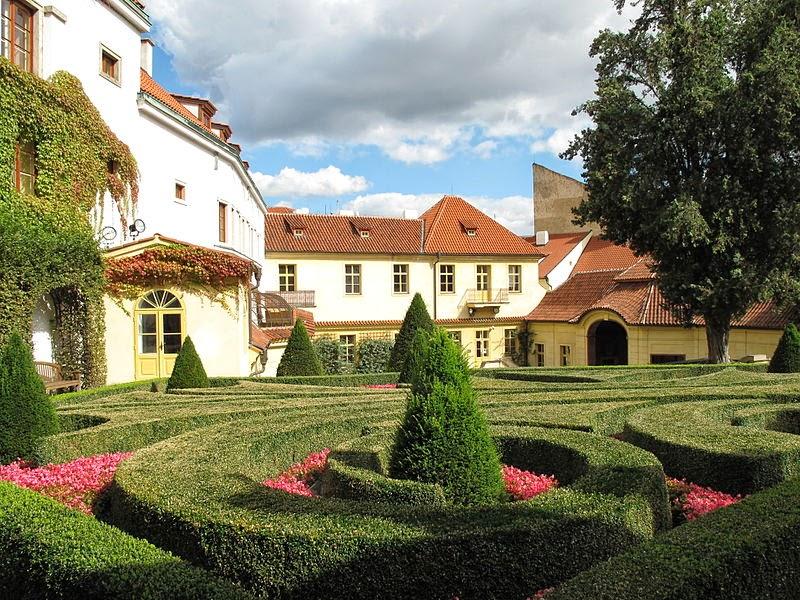 Jardines Vrtbovska