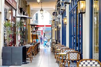 Paris : Passage Puteaux, un passage couvert méconnu au charme intact - VIIIème