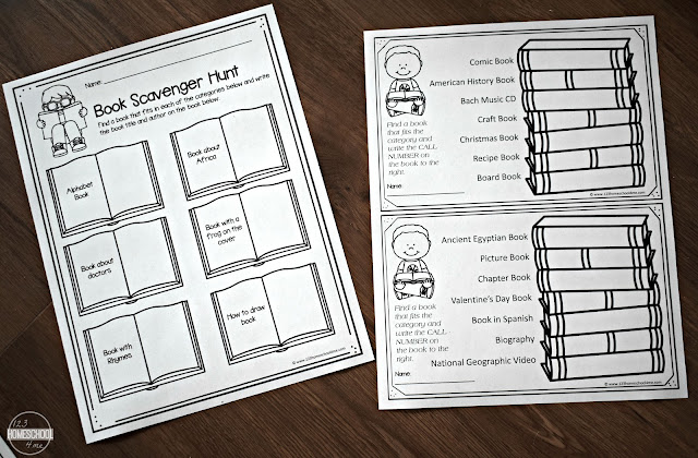 book-scavenger-hunt-for-kids-at-the-library
