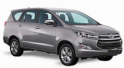 2017 Toyota Innova Philippines Redesign, Price and Rumors