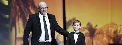 Lenny Abrahamson y Jacob Tremblay