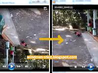 Cara Edit Video Terbalik Mudah