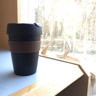 Gradu vaatii kahvia