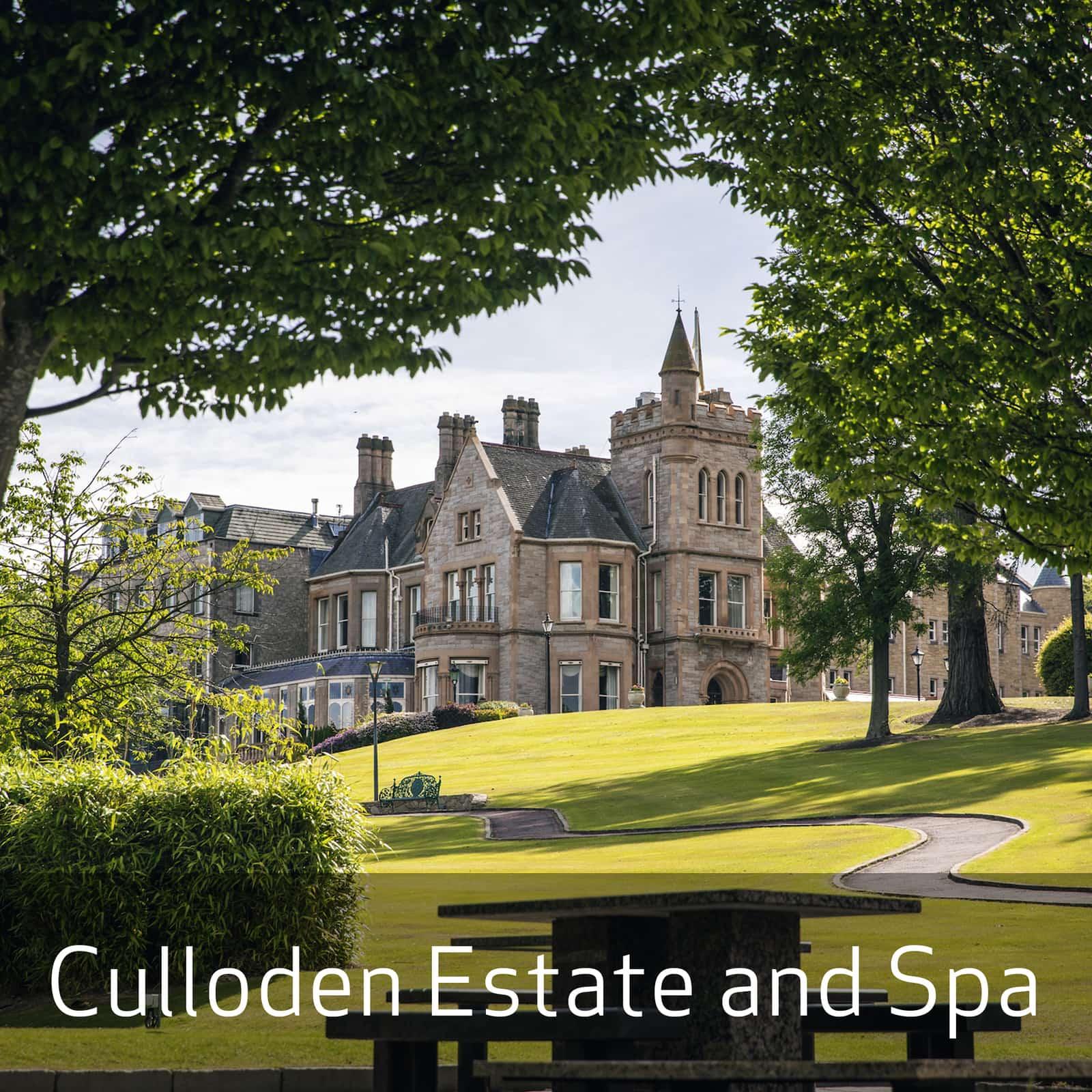 Lounge at the Culloden Estate & Spa, Holywood