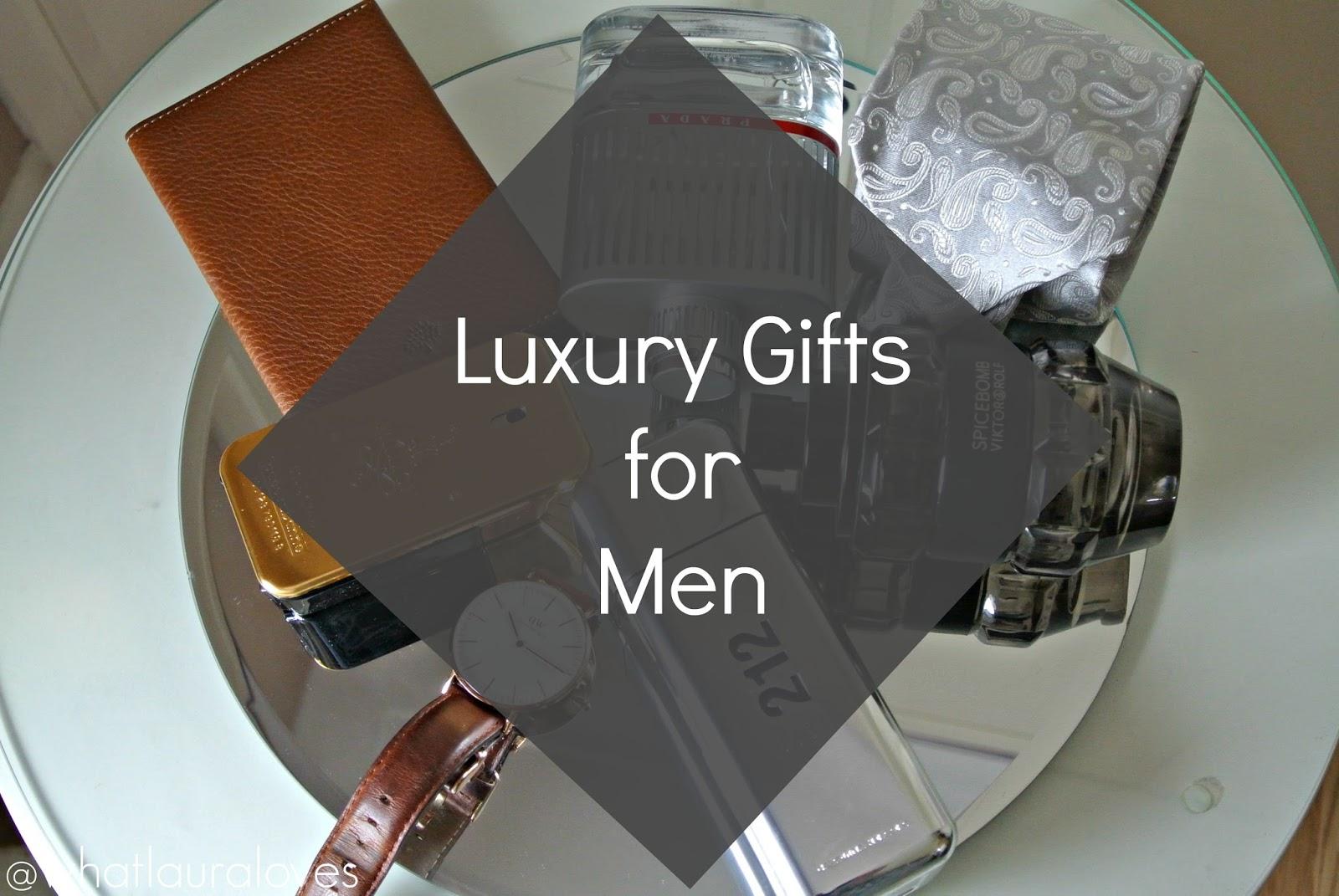 Mens Gift Ideas Luxury Presents Christmas Birthday Anniversary