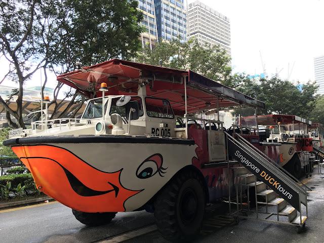 水陸兩棲鴨子船 Duck Tour - K's Travel & Life Channel