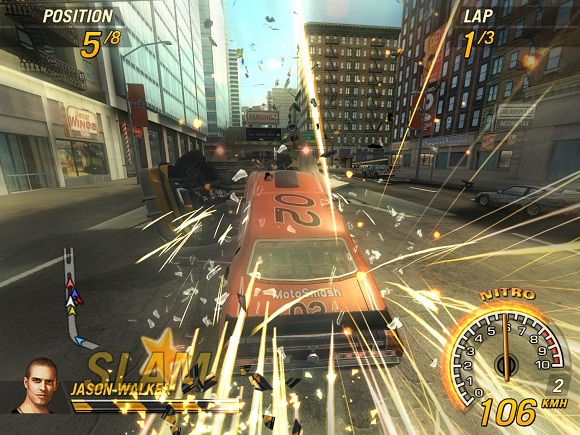 FlatOut 2 PC Game Download Full Version
