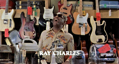 Ray Charles in The Blues Brothers