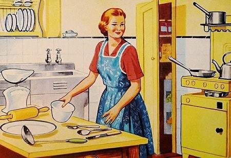 12 Cara Ibu Rumah Tangga Hilangkan Kejenuhan Rutinitas di Rumah