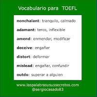 30 phrasal verbs para TOEFL, phrasal verbs, verbos inglés, vocabulario inglés, toefl, toeic, examen de ingles, curso de ingles