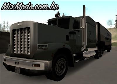 gta sa cargas de caminhão
