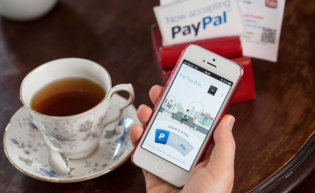 How to use Paypal Securely of iPhone?