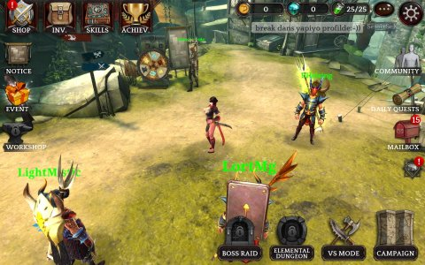 Download darkness reborn mod latest update