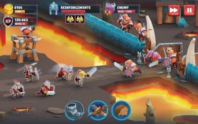 Game of Warriors MOD APK