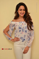 Actress Pragya Jaiswal Latest Pos in White Denim Jeans at Nakshatram Movie Teaser Launch  0028.JPG