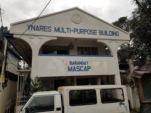 Barangay Mascap, Rodriguez Rizal