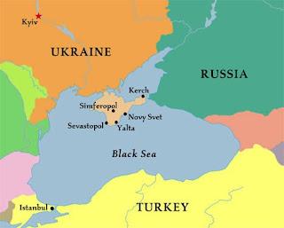 Foro de FEUERBACH Crimea