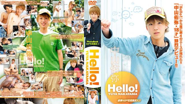 Hello! 中山佑弥 Yuya Nakayama