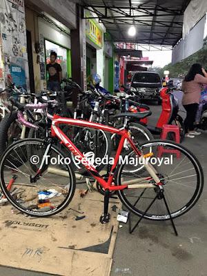 Sepeda Balap Murah United Inertia