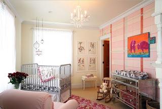 Decorar dormitorio bebé