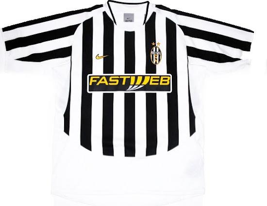 64350a14905 Closer Look  Juventus 2003-04 Home