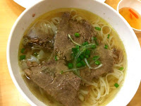 Pho is a must try food in Ho Chi Minh City Vietnam or anywhere in Vietnam