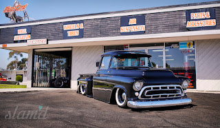 1957 Chevy 3100 Pickup dans Slammers & Stance Chev-02-1024x595