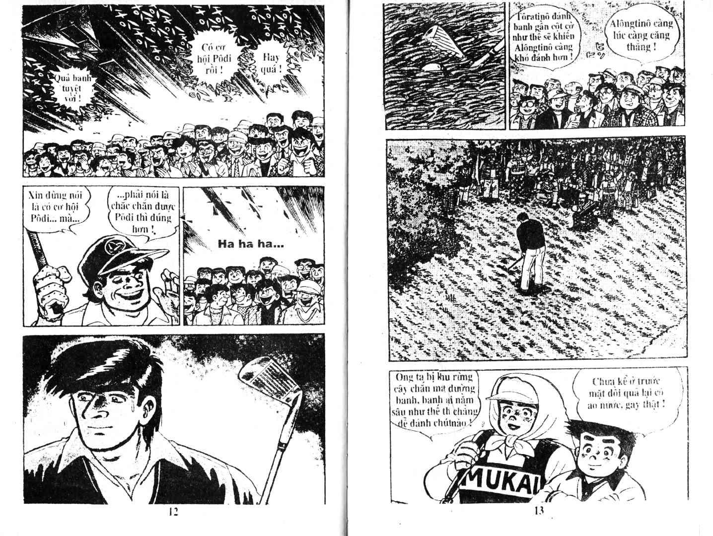 Ashita Tenki ni Naare chapter 46 trang 6