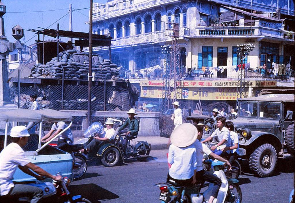 Late Fall Wallpaper Street Scenes Of Saigon Vietnam From Between 1970 1975 In
