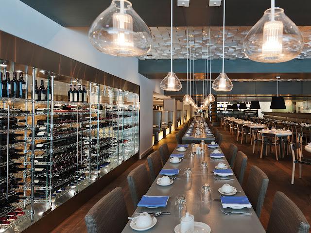 Filini's restaurant Radisson Blu Aqua
