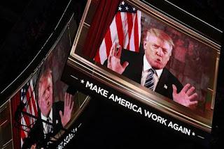 Saat mimpi Donald Trump menjadi Presiden AS semakin nyata
