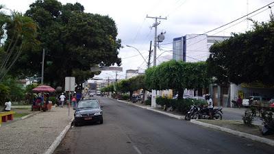 ALAGOINHAS: Prefeitura informa que vai interditar vias do centro para iniciar a revitalização da Praça Rui Barbosa