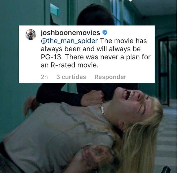 Artista de Os Novo Mutantes revela por que o filme não precisa ser classificado como R para ser assustador