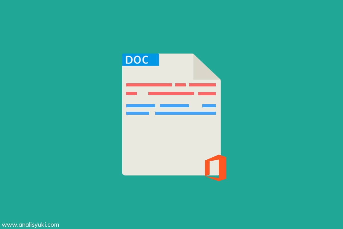 Cara Menghilangkan Garis Bawah Merah dan Biru di Microsoft Word 2019