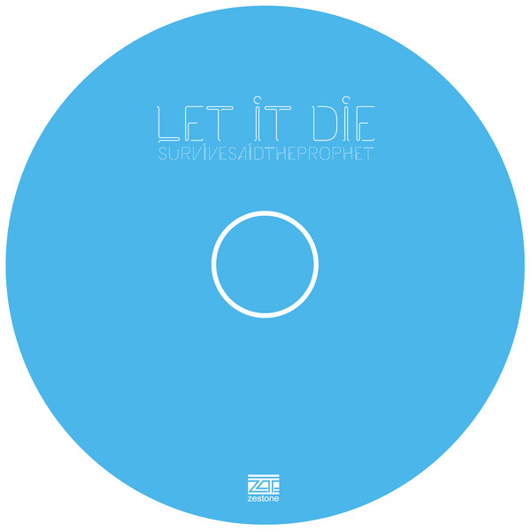 [Single] Survive Said the Prophet – Let it die (2016.05.28/MP3/RAR)