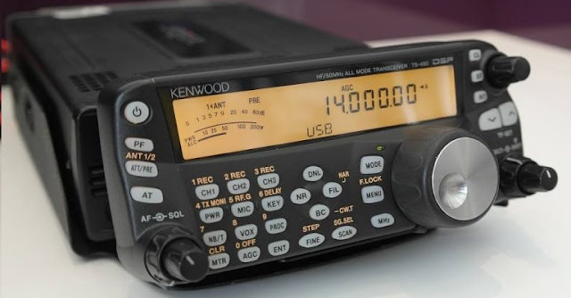Kenwood TS-480HX - SAT