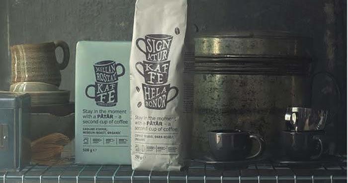 Ikea Launches PÅtÅr New Organic Coffees Poppytalk