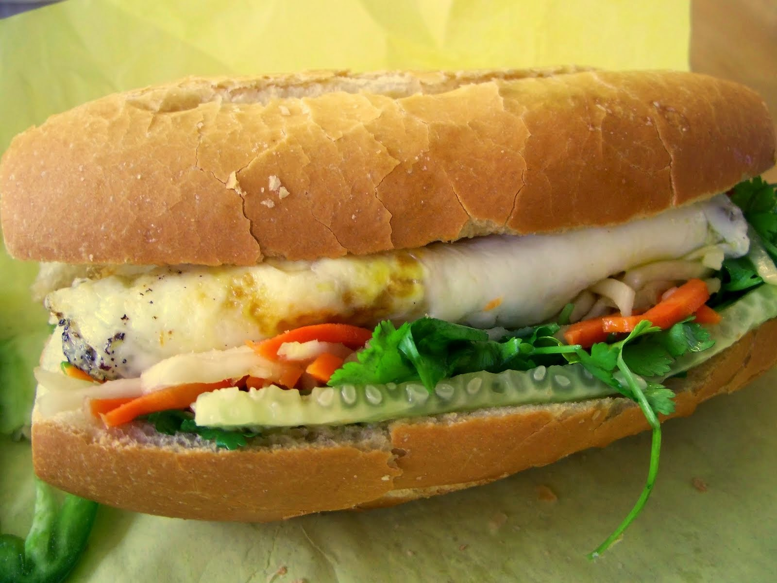 Is the banh mi the world's best sandwich? 8