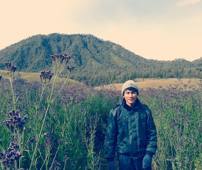 Gunung adalah Salah Satu Guru Terbaik