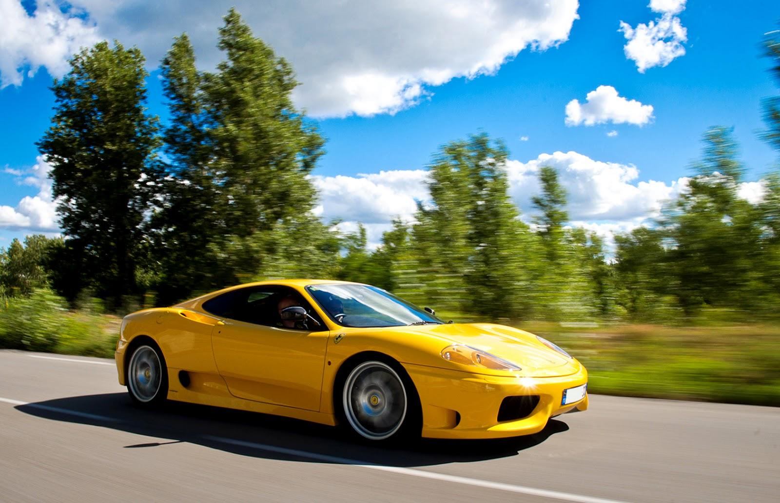 Top 50 Most Dashing And Beautiful Ferrari Car Wallpapers In Hd