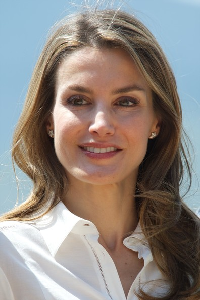 Prince Felipe and Princess Letizia of Spain visit the new National Park