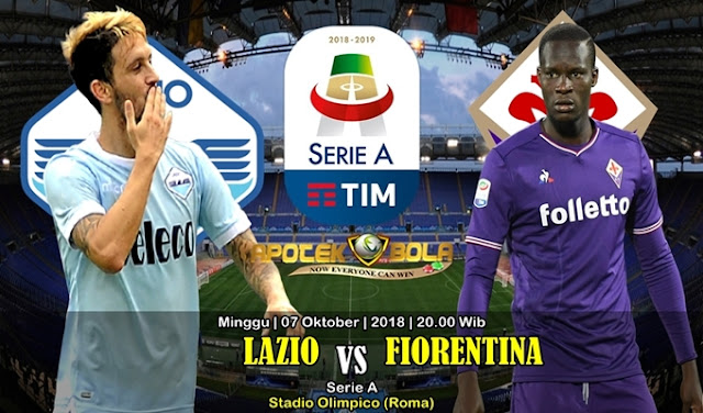 Prediksi Lazio vs Fiorentina 7 Oktober 2018