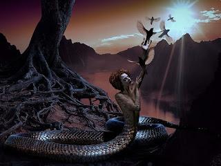 mitos misteri mistis nama iblis