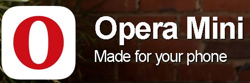 ओपेरा मिनी डाउनलोड