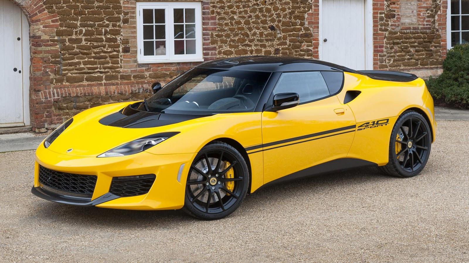 Lotus Evora Sport 410 2017 siêu xe giá bình dân