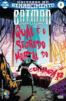 DC Renascimento: Batman do Futuro #4