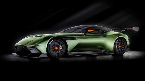 Aston Martin Vulcan Photo Gallery
