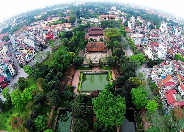 top places to visit in hanoi